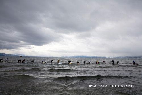 2011 Arctic Paddle Start